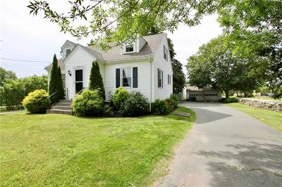 Newport, Middletown, Portsmouth Single Family Home For Sale: 1173 Green End Avenue Av