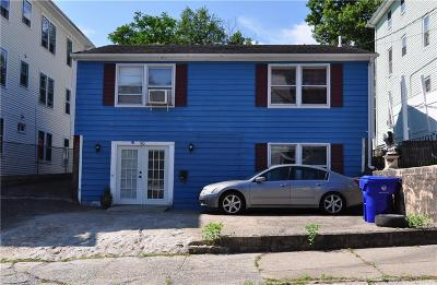 Pawtucket Single Family Home For Sale: 50 Clyde St