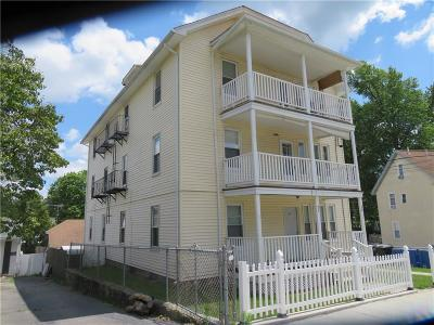Providence County Multi Family Home For Sale: 19 - 21 Seventh Av