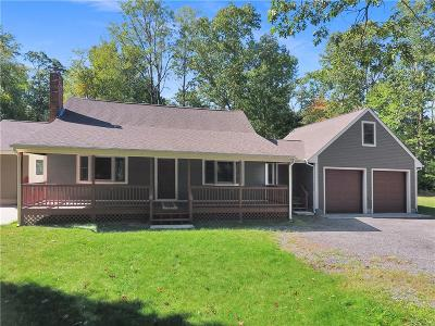 Exeter Single Family Home For Sale: 384 Ten Rod Rd