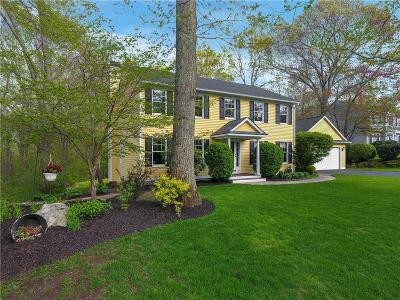 North Kingstown Single Family Home For Sale: 309 Wickham Rd