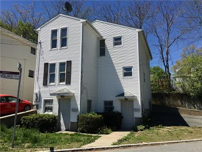 Providence RI Multi Family Home For Sale: $229,000