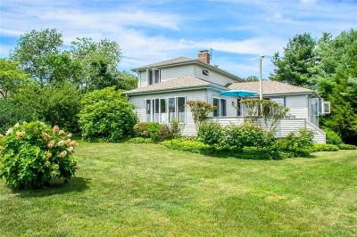 South Kingstown Single Family Home For Sale: 205 Osprey Road Road