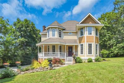 Westerly Single Family Home For Sale: 6 Fletcher Dr