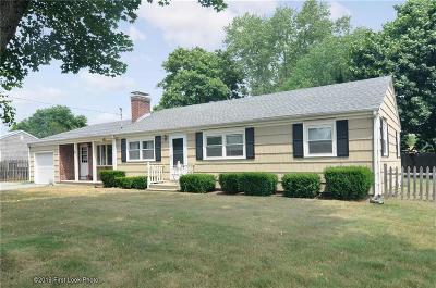 Seekonk Single Family Home For Sale: 36 Winthrop St