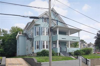 Woonsocket Multi Family Home For Sale: 33 Robinson St