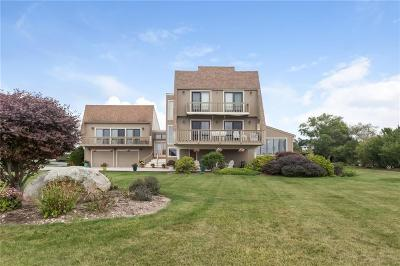 South Kingstown Single Family Home For Sale: 858 Green Hill Beach Road