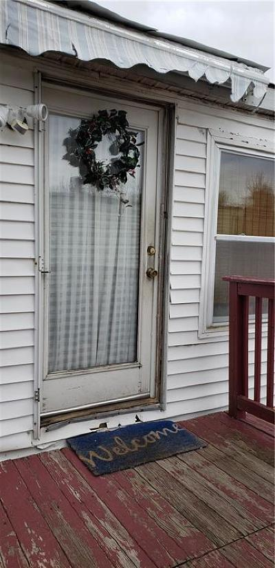 Pawtucket Single Family Home For Sale: 245 Manton St