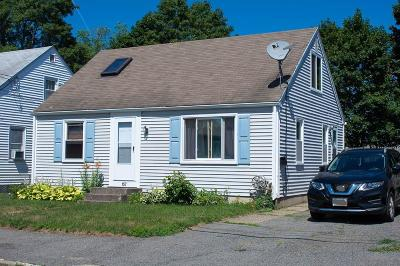 Pawtucket Single Family Home Act Und Contract: 157 Woodbury St