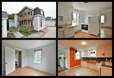 Multi Family Home Active Under Contract: 1469 Main Street