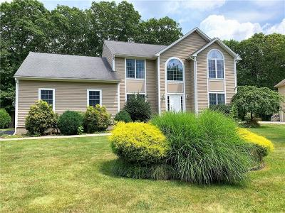 South Kingstown Single Family Home Active Under Contract: 166 Windmill Drive