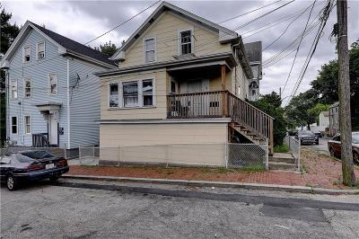 Providence RI Multi Family Home For Sale: $400,000