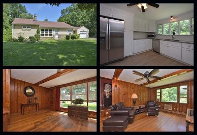 North Smithfield Single Family Home For Sale: 670 Providence Pike
