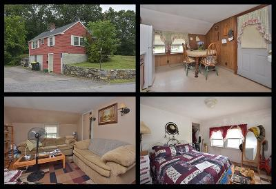 Burrillville Single Family Home For Sale: 11 Eagle Peak Rd