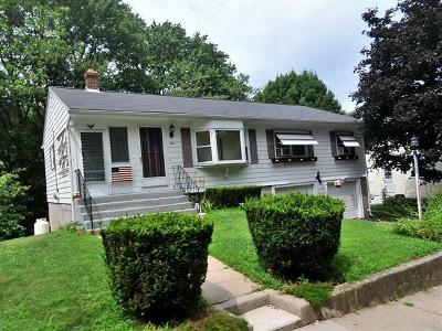 West Warwick Single Family Home For Sale: 4 Pleasant St N
