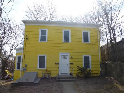 Woonsocket Multi Family Home Act Und Contract: 73 Boyden St