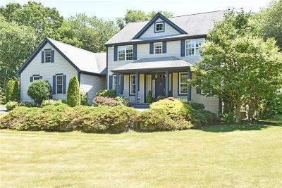 North Kingstown Single Family Home For Sale: 500 Glen Hill Dr