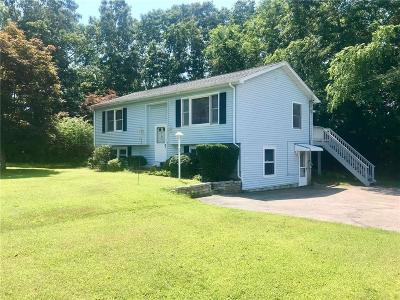 Westerly Single Family Home For Sale: 16 Walton St