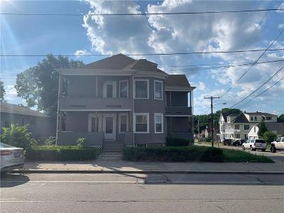 Providence County Multi Family Home For Sale: 541 South Main St
