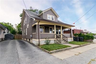 Cranston Multi Family Home For Sale: 132 Norfolk St