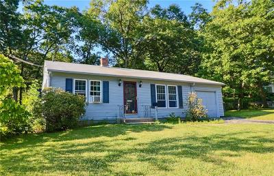 Woonsocket Single Family Home For Sale: 23 Pine Crest Dr