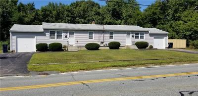 North Kingstown Multi Family Home For Sale: 692 - 696 Newcomb Rd