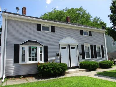 Providence County Multi Family Home For Sale: 137 Lonsdale Main St
