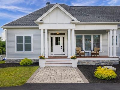 Swansea Single Family Home For Sale: 151 Palmer River Road