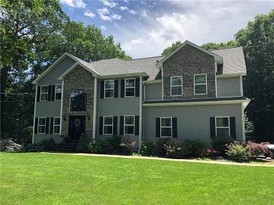 Lincoln Single Family Home For Sale: 15 Harris Av