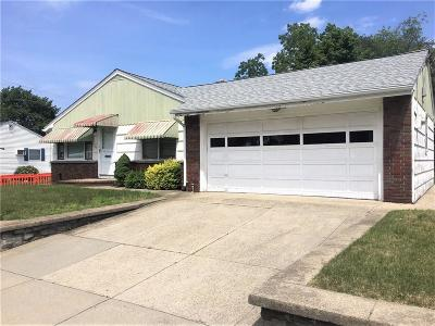Providence County Single Family Home For Sale: 106 Cranston St