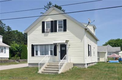 East Providence Single Family Home For Sale: 30 No County St