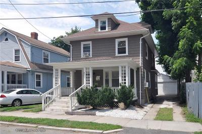 Providence Single Family Home For Sale: 27 Cyr St