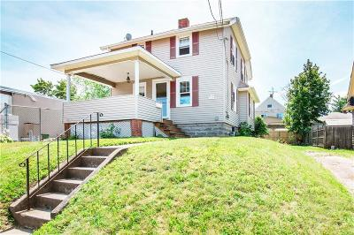 East Providence Single Family Home Act Und Contract: 105 Williams Av