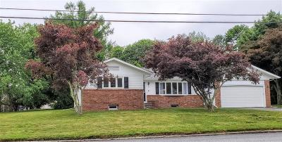 Providence County Single Family Home For Sale: 55 Glen View Dr