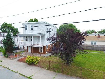 Cranston Multi Family Home Act Und Contract: 234 Princess Av