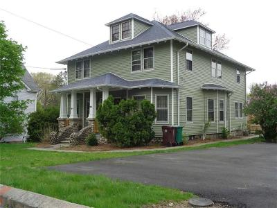Woonsocket Multi Family Home Act Und Contract: 24 - 26 Gaskill St