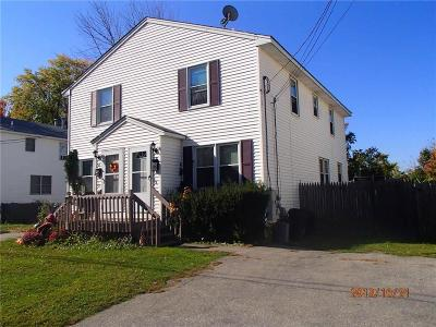Cranston Multi Family Home For Sale: 4 Oak St