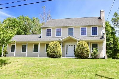 Westerly Single Family Home For Sale: 11 Gallup St