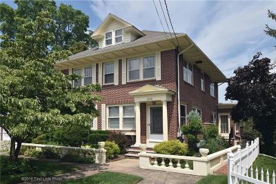 Cranston Single Family Home For Sale: 1296 Narragansett Blvd