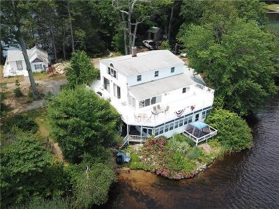 Glocester Single Family Home For Sale: 115 Sand Dam Rd