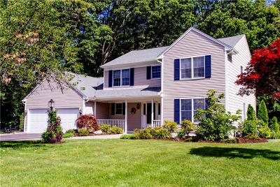 North Kingstown Single Family Home For Sale: 20 Arbor Wy