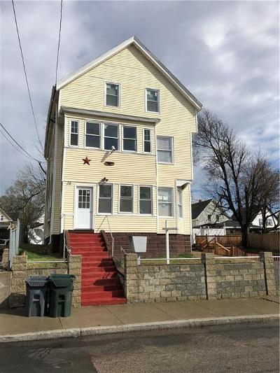 Providence Multi Family Home For Sale: 38 Seabury St