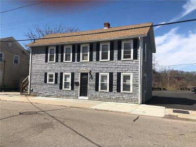 Westerly Multi Family Home For Sale: 87 - 89 Pierce St