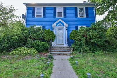 Providence County Single Family Home For Sale: 148 Anthony St