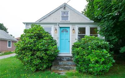 Portsmouth Single Family Home For Sale: 1866 E Main Rd
