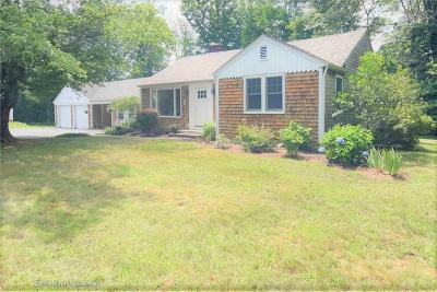 Single Family Home For Sale: 175 Rockland Rd