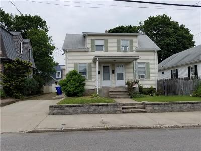 Pawtucket Multi Family Home For Sale: 94 - 96 Whittier Rd