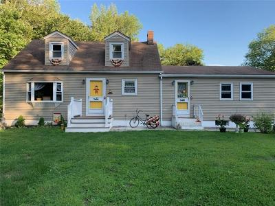 North Smithfield Single Family Home For Sale: 693 Rocky Hill Rd