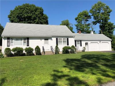 Seekonk Single Family Home Active Under Contract: 148 Pleasant Street