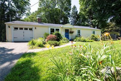 North Kingstown Single Family Home Active Under Contract: 20 Himes Street